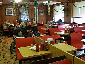 Frith's Dixie Pig Barbecue Restaurant - Martinsville, Virginia